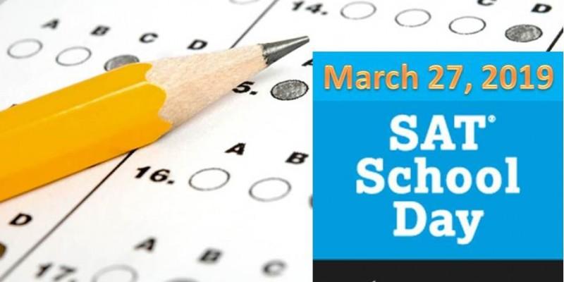 2019 SAT School Day